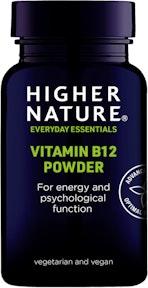 Sublingual Vitamin B12 200mcg 30g veg pdr
