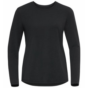 Odlo T-shirt l/s crew neck HALDEN