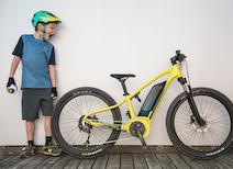 Detské elektrobicykle