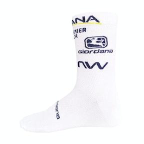 Giordana Fr-C Socks - 16cm Tall Cuff - Bianco
