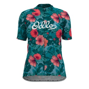 Odlo  ELEMENT Short-Sleeve Cycling Jersey