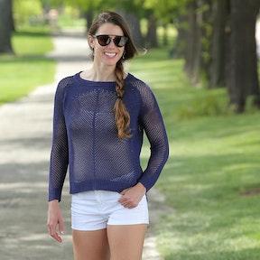 Krimson Klover  Birk Sweater
