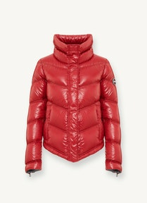 Colmar GLOSSY LACQUERED EFFECT DOWN JACKET