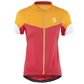 SCOTT  Shirt W's Endurance F-Zip s/sl