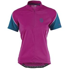 SCOTT  Shirt W's Endurance Q-Zip s/sl