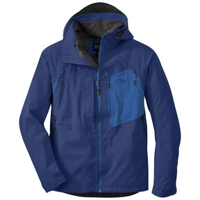 Outdoor Research Men's White Room Jacket