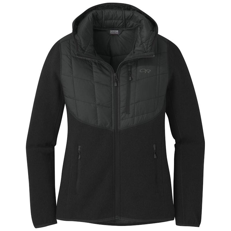 Dámska bunda OR Women's Vashon Hybrid Full-Zip
