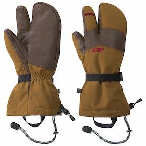 OR Men's Highcamp 3-Finger Gloves