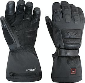 OR Capstone Heated Gloves black