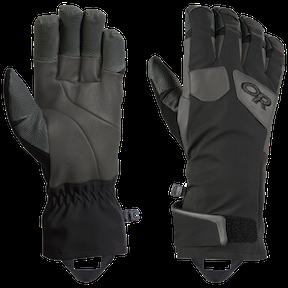 OR Men's Extravert Gloves charcoal/natural