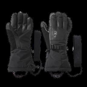 Pánske rukavice OR Revolution Sensor