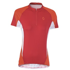 SCOTT  Shirt W's Shadow s/sl red/orange