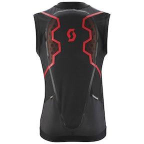 SCOTT Vest Protector Actifit Pro II blck/bu red