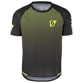 Scott Shirt RC RUN s/sl cav blk/saft