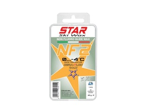 Star Ski Wax NF2 Cera Flon wax 60g