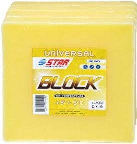 Star Ski Wax Block Plus 1kg