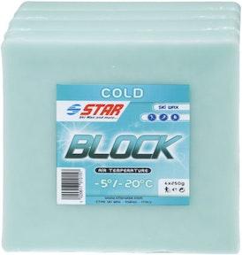 Star Ski Wax Block Minus 1kg