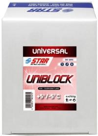 Star Ski Wax Uniblock Plus 1kg