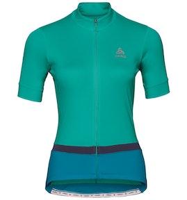 Dámský cyklistický dres s krátkým rukávem Fujin