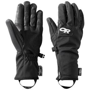 OR Women's Stormtracker Sensor Gloves black