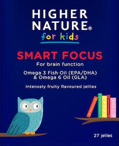 Kids Smart Focus (kids omega 3)
