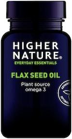 Flax Seed Oil Capsules 1000mg