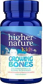 Kids Growing Bones