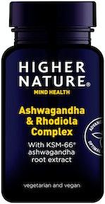 Ashwagandha and Rhodiola Complex