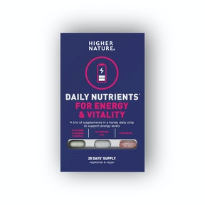 Daily Nutrient Pack - Energy & Vitality