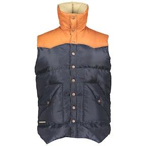 Powderhorn Vest The Original Leather