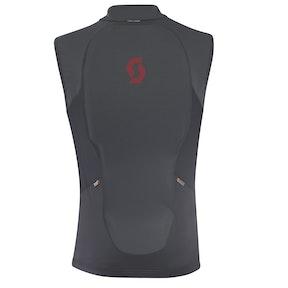 SCOTT Thermal Vest W's Actifit Plus blk/ruby rd