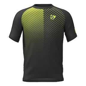 Scott Shirt RC RUN s/sl black/yellow