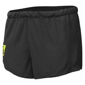 Scott Split Shorts RC RUN black/yellow