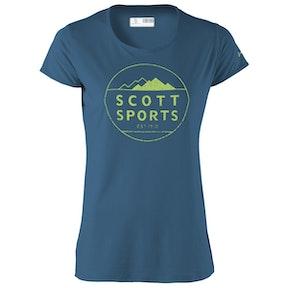 Scott Tee W's 10 Dri s/sl