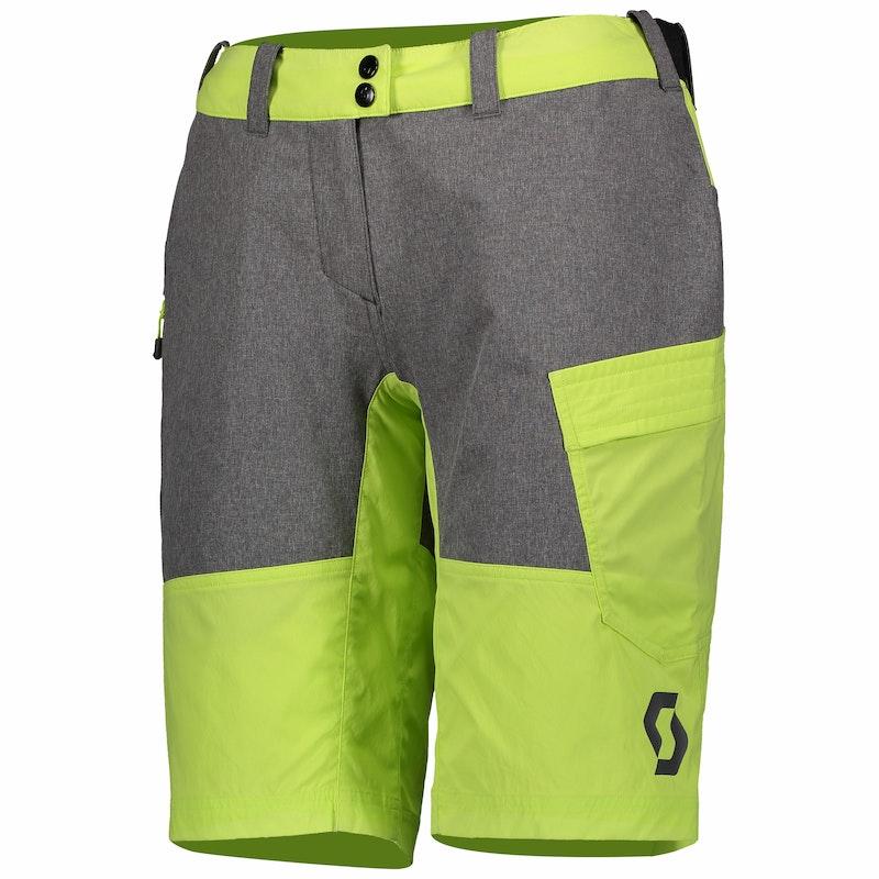 Dámské šortky s cyklistickou vložkou SCOTT Shorts W's Trail Flow w/pad