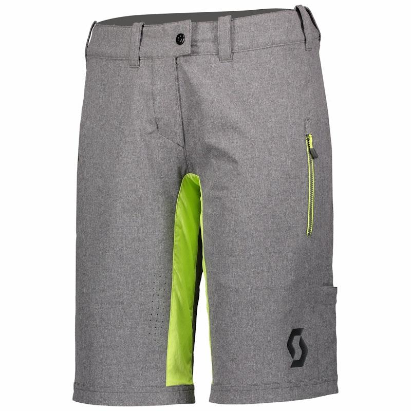Dámské šortky s cyklistickou vložkou SCOTT Shorts W's Trail Flow Pro w/pad