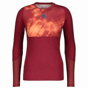 Scott Shirt W's Kinabalu Run l/sl