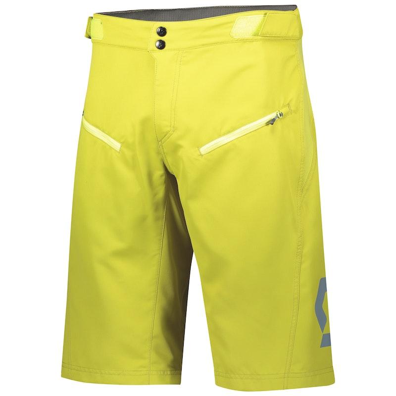 Voľné šortky na bicykel s vložkou Scott Shorts M's Trail Vertic w/pad