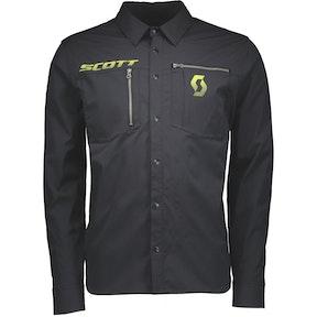 Scott Button Shirt Factory Team