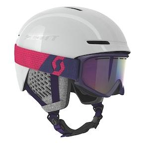 SCOTT Helmet Track + Goggle Fact