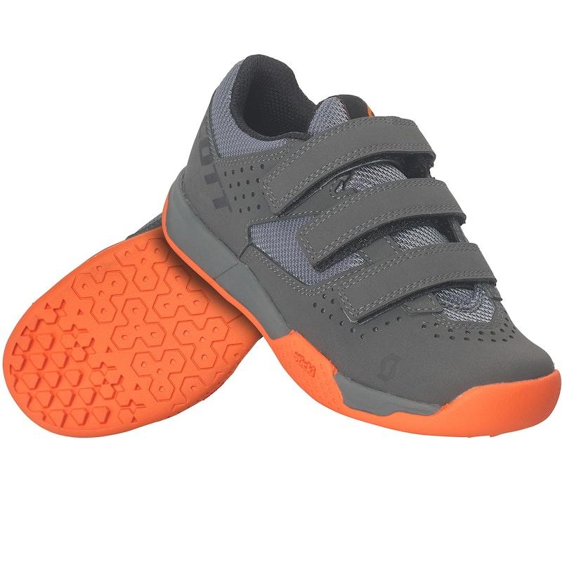 Dětské boty na kolo SCOTT MTB Strap
