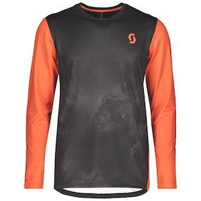 Scott Shirt M's Trail Storm l/sl