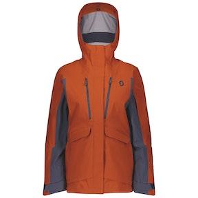 SCOTT Jacket W's Vertic DRX 3L