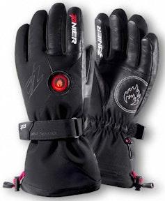 Zanier Gloves Heat.GTX 2.0 black S