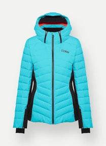 Dámská lyžařská bunda Colmar Ushuaia s kapucí