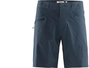 FjällRäven touring trousers shorts High Coast Lite