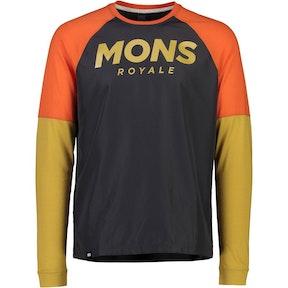 Mons Royale Tarn freeride LS Wind jersey