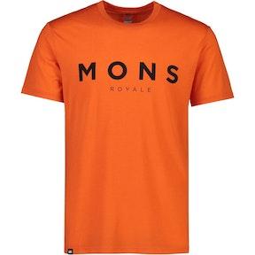 Mons Royale Icon T-shirt