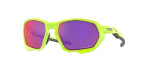 Cyklistické okuliare Oakley Plazma Matte Retina Burn w/PRIZM Road
