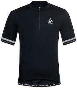 Odlo ELEMENT Short-Sleeve 1/2 Zip Cycling Jersey